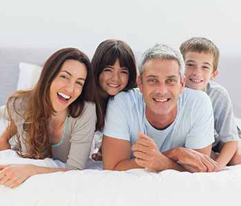 Family dental care focuses on the prevention and treatment of dental issues for patients of all ages.